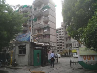 Gallery Cover Image of 600 Sq.ft 3 BHK Apartment for rent in Himachal Dhauladhar, Sector 5 Dwarka for 30000