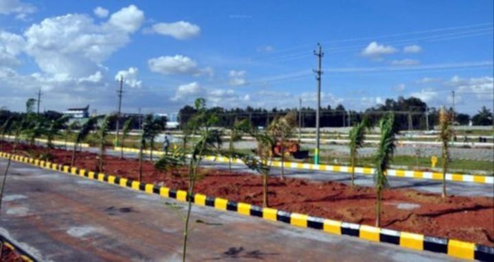 Gallery Cover Pic of Gayathri Landbase Nakshatra