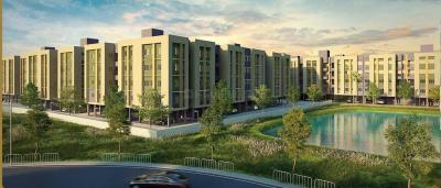 Gallery Cover Image of 620 Sq.ft 2 BHK Apartment for buy in Vinayak Golden Acres, Konnagar for 1581000