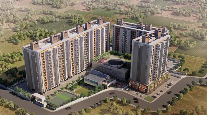 Gallery Cover Pic of Rama Fusion Towers Phase II