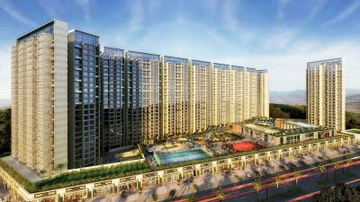 Gallery Cover Image of 1245 Sq.ft 2 BHK Apartment for buy in Green World, Airoli for 14200000
