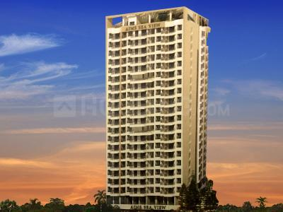 Gallery Cover Image of 450 Sq.ft 1 BHK Apartment for rent in Aims Sea View, Bhayandar East for 13000