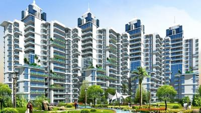 Gallery Cover Image of 2105 Sq.ft 4 BHK Apartment for rent in Spaze Privvy The Address, Sector 93 for 20000