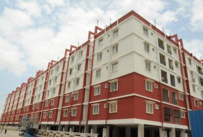 Gallery Cover Image of 1250 Sq.ft 3 BHK Apartment for buy in Janapriya Arcadia, Kowkur for 4600000