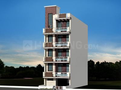 Gallery Cover Image of 1000 Sq.ft 1 BHK Apartment for buy in Mahabaleshwar MB Floors, Sector 110A for 10000000