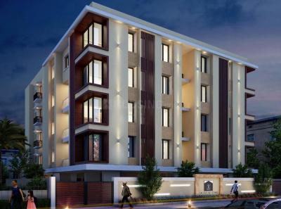 Innovative Adyar Apartment