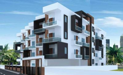 Gallery Cover Image of 991 Sq.ft 2 BHK Apartment for buy in Preeti Proximity, Sampigehalli for 4680000