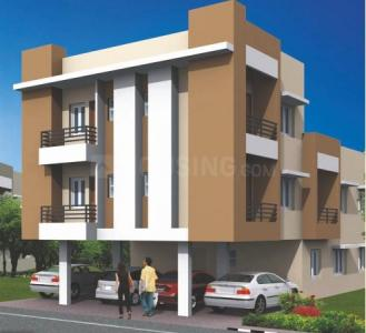 Gallery Cover Image of 596 Sq.ft 1 RK Apartment for buy in VGN Platina, Ayappakkam for 2500000