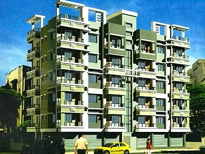 Gallery Cover Pic of BK Gitanjali Apartment