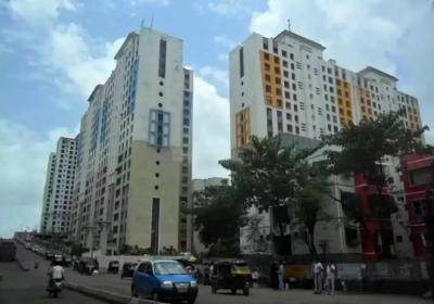 Gallery Cover Image of 750 Sq.ft 1 BHK Independent House for buy in Mantri Park, Goregaon East for 9000000