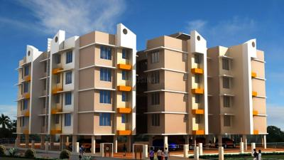 Gallery Cover Image of 665 Sq.ft 1 BHK Apartment for rent in Radhey Residency 2, Vichumbe for 7500