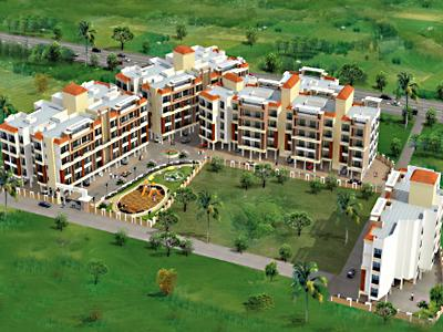 Gallery Cover Pic of Arihant Constructions City Pride Majenta