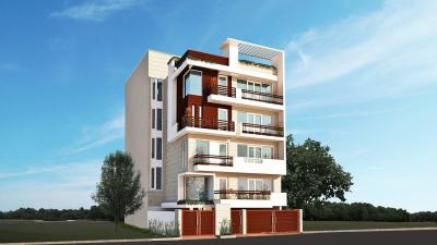 Gallery Cover Image of 1000 Sq.ft 2 BHK Apartment for rent in Piyush Floors A 6 Mahavir Campus, Chhattarpur for 13000