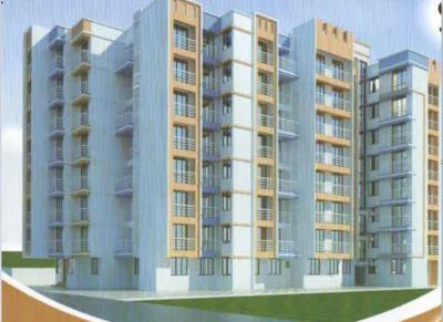 Gallery Cover Image of 540 Sq.ft 1 BHK Apartment for buy in JMR Shankar Complex 2, Kalyan East for 2900000