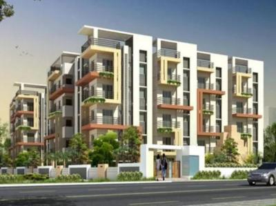 Gallery Cover Image of 550 Sq.ft 1 BHK Apartment for rent in Bluebell, Parappana Agrahara for 9000