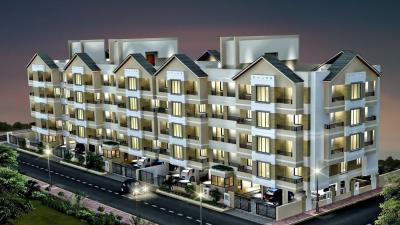 Gallery Cover Image of 1478 Sq.ft 3 BHK Apartment for rent in Mannant, Bhadu Market for 10000