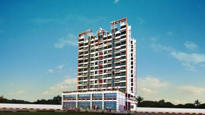 Gallery Cover Image of 600 Sq.ft 1 BHK Apartment for buy in Sai Vihar Sai Vihar CHS, Kharghar for 7000000