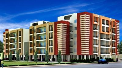 Gallery Cover Image of 1500 Sq.ft 1 BHK Apartment for buy in Krishna Super Greens, Jankipuram Extension for 1000000
