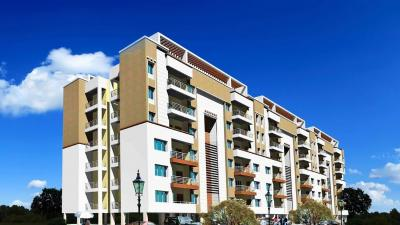 Gallery Cover Image of 1265 Sq.ft 2 BHK Apartment for buy in Fortune Kasturi, Baghmugalia for 3500000