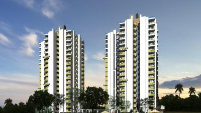 Gallery Cover Image of 1700 Sq.ft 3 BHK Apartment for rent in Paramount Symphony, Crossings Republik for 11000