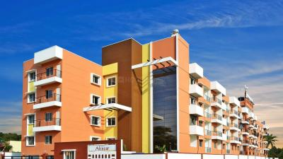 Gallery Cover Image of 1540 Sq.ft 3 BHK Apartment for rent in CoEvolve Alcazar, Volagerekallahalli for 17000