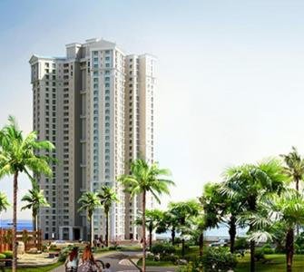 Gallery Cover Image of 1295 Sq.ft 2 BHK Apartment for rent in Hiranandani Pinewood, Egattur for 35000