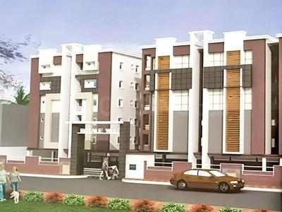 Gallery Cover Image of 1330 Sq.ft 3 BHK Apartment for buy in Royale Ville, Nizampet for 6600000