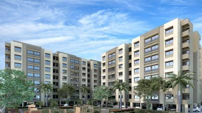 Gallery Cover Image of 650 Sq.ft 1 BHK Apartment for buy in Adani Aangan, Khodiyar for 2700000