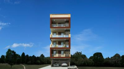 Gallery Cover Image of 1800 Sq.ft 4 BHK Apartment for rent in Vaishnavi K-70, Uttam Nagar for 130000