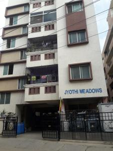Gallery Cover Image of 1400 Sq.ft 3 BHK Apartment for rent in Jyothi Meadows, Kaggadasapura for 27000