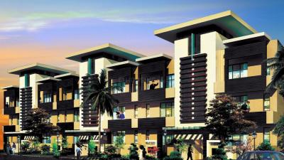 Gallery Cover Image of 1050 Sq.ft 2 BHK Independent House for rent in Aditya White Cottage, Wave City for 5000
