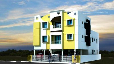 Gallery Cover Image of 500 Sq.ft 1 BHK Apartment for rent in Building Lavender Home, Thirumullaivoyal for 9000