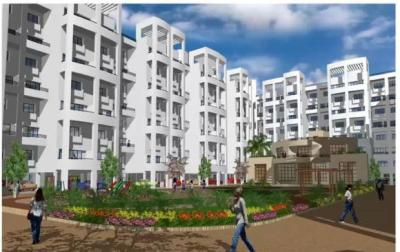 Gallery Cover Image of 560 Sq.ft 1 BHK Apartment for buy in Kushal Nagar, Khadki for 4500000
