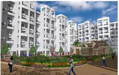 Gallery Cover Image of 560 Sq.ft 1 BHK Apartment for buy in Kundan Kushal Nagar, Khadki for 4500000