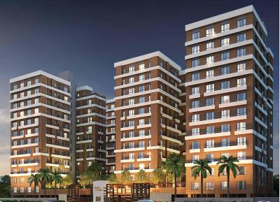 Gallery Cover Image of 977 Sq.ft 2 BHK Apartment for buy in Purti Veda, New Town for 5700000