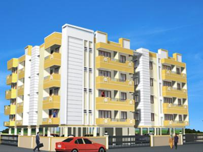 Anandha Apartments