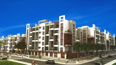 Gallery Cover Image of 934 Sq.ft 2 BHK Apartment for rent in Vishwajeet Residency, Kharadi for 22500