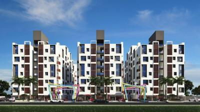 Gallery Cover Image of 535 Sq.ft 2 BHK Apartment for buy in Rajyash Reevanta, Narayan Nagar for 4100000