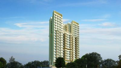 Gallery Cover Image of 650 Sq.ft 1 BHK Apartment for rent in Prabhav Silver Park, Mulund West for 32000