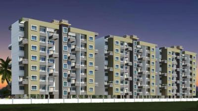 Gallery Cover Image of 950 Sq.ft 2 BHK Apartment for rent in Dhanlaxmi Heights, Alandi for 25000