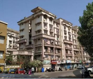 Gallery Cover Image of 500 Sq.ft 1 BHK Apartment for buy in Dosti Estates, Wadala for 12500000