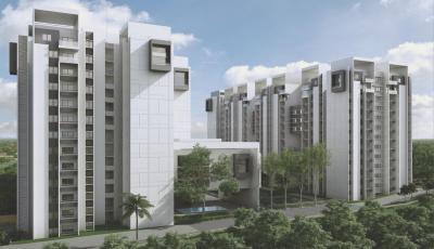 Rohan Akriti Building 2