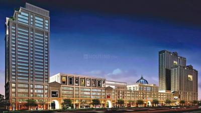 Gallery Cover Image of 600 Sq.ft 1 RK Apartment for buy in Blue Sqaure Spectrum Metro, Sector 75 for 3400000