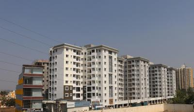 Gallery Cover Image of 804 Sq.ft 1 BHK Apartment for buy in Concorde Spring Meadows, Jalahalli West for 4700000