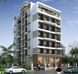 Gallery Cover Image of 460 Sq.ft 1 RK Apartment for buy in Neelkanth Aangan, Ulwe for 2950000