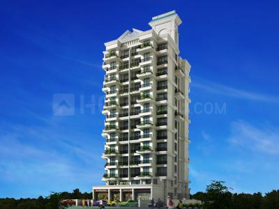 Gallery Cover Image of 675 Sq.ft 1 BHK Apartment for buy in Brij Heights, Ulwe for 6100000