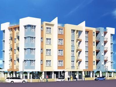Gallery Cover Pic of Quantum DNR Apartment