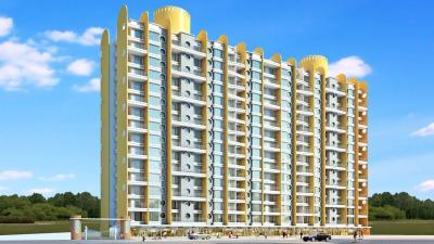Gallery Cover Image of 1120 Sq.ft 3 BHK Apartment for rent in Tharwani Realty Ariana, Badlapur West for 8500