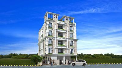 Gallery Cover Image of 480 Sq.ft 1 BHK Apartment for rent in S. S. Bituchem 113 Jodhpur Park, Jodhpur Park for 8000