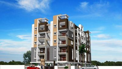 Gallery Cover Image of 1700 Sq.ft 3 BHK Apartment for buy in White Oaks, Bhoiguda for 11000000